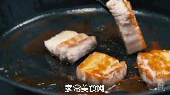 苹果烧肉的做法步骤:8