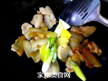 白菜五花肉炖粉丝的做法步骤:6