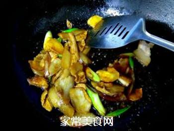 白菜五花肉炖粉丝的做法步骤:7