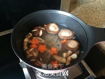 五花肉麻辣香锅的做法步骤:4