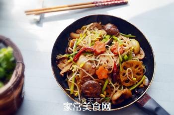 五花肉麻辣香锅的做法