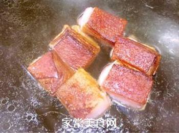 红烧肉的做法步骤:10