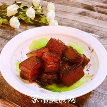 红烧肉的做法步骤:16