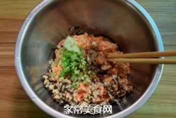 油豆腐酿的做法步骤:4
