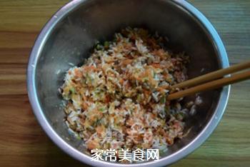 油豆腐酿的做法步骤:5