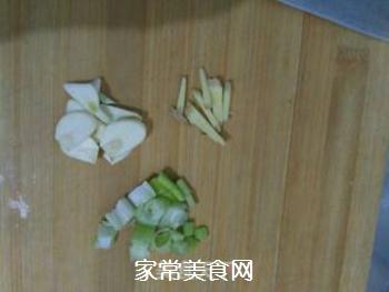 白菜炖粉条的做法步骤:3