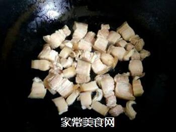 卤肉饭的做法步骤:6