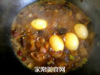 卤肉饭的做法步骤:14