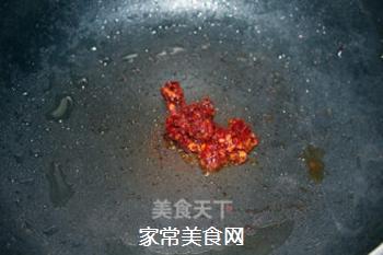 青椒回锅肉的做法步骤:7