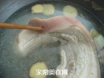 山寨回锅肉的做法步骤:2