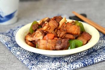 山寨回锅肉的做法