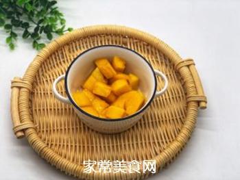 芒果酸奶奶昔的做法步骤:3