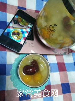 梨子金桔红枣茶的做法步骤:11