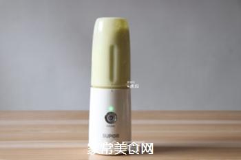 苹果黄瓜酸奶汁的做法步骤:8