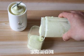 苹果黄瓜酸奶汁的做法步骤:9
