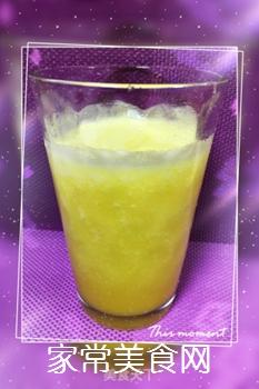 苹果菠萝汁的做法步骤:3
