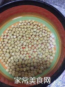 苦菜豆浆的做法步骤:1