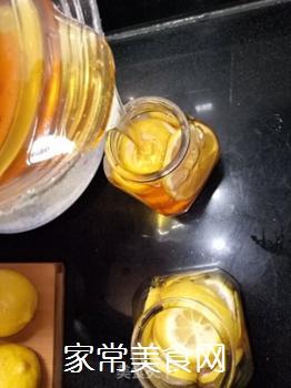 蜂蜜柠檬的做法步骤:5