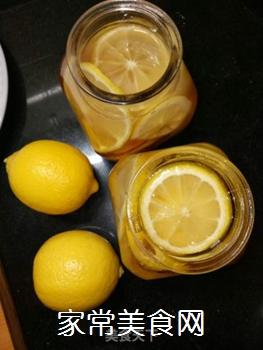 蜂蜜柠檬的做法步骤:6