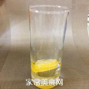 柠檬红茶的做法步骤:9