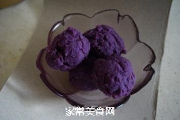 紫薯酸奶的做法步骤:1