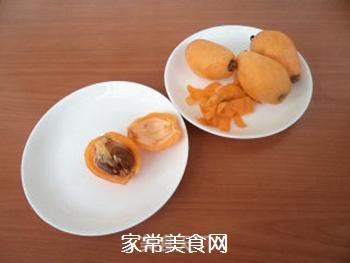 枇杷椰汁西米露的做法步骤:2