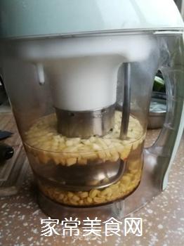 花生苹果豆浆的做法步骤:3