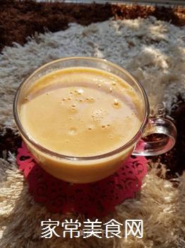 香蕉木瓜牛奶饮的做法