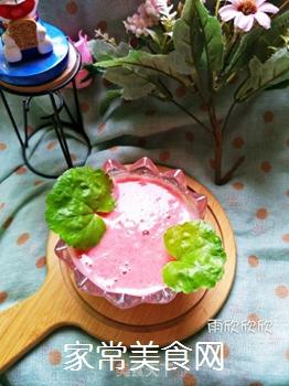草莓奶昔的做法步骤:5