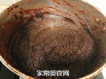 红糖姜枣膏的做法步骤:7