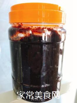 红糖姜枣膏的做法步骤:9