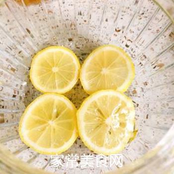 雪碧柠檬水的做法步骤:5
