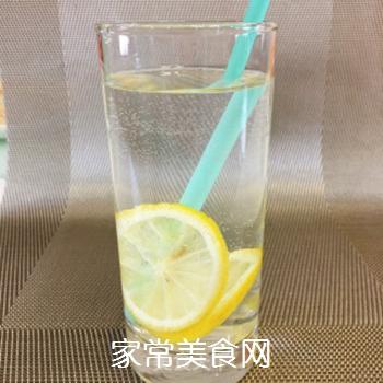 雪碧柠檬水的做法步骤:8