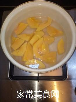 牛奶炖木瓜的做法步骤:2