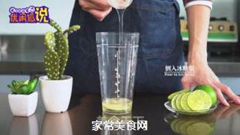 火龙果气泡水的做法步骤:3