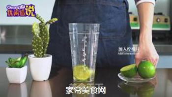 火龙果气泡水的做法步骤:4