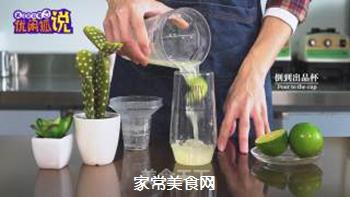 火龙果气泡水的做法步骤:7