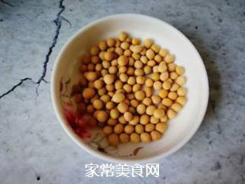 荞麦花生核桃黄豆浆的做法步骤:4