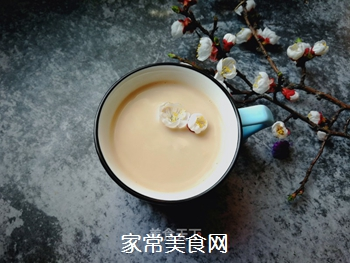 荞麦花生核桃黄豆浆的做法