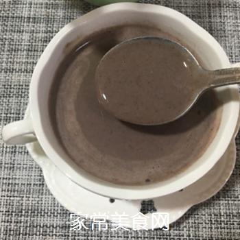 五谷养生豆浆的做法步骤:7