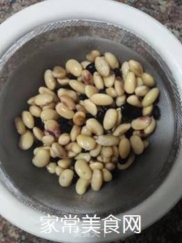 混合豆浆的做法步骤:2