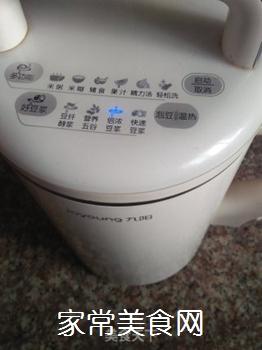 混合豆浆的做法步骤:6