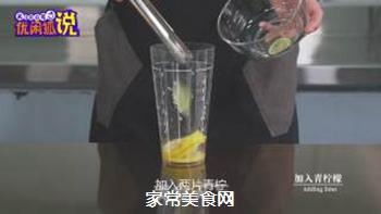 奶茶店水果茶技术配方分享之港式柠檬茶的做法步骤:3