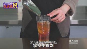 奶茶店水果茶技术配方分享之港式柠檬茶的做法步骤:6