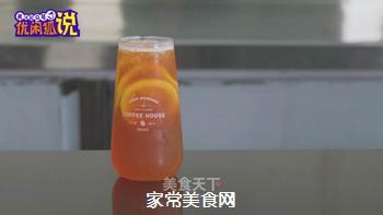 奶茶店水果茶技术配方分享之港式柠檬茶的做法