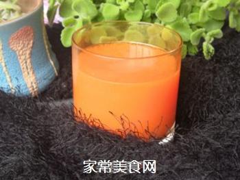纯胡萝卜汁的做法步骤:3