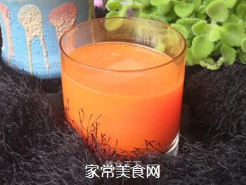 纯胡萝卜汁的做法