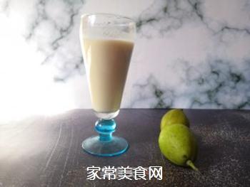 酸奶雪梨奶昔的做法步骤:6