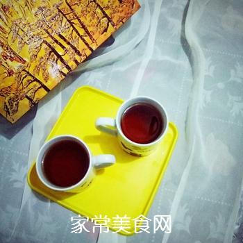 芦笋姬松茸液的做法