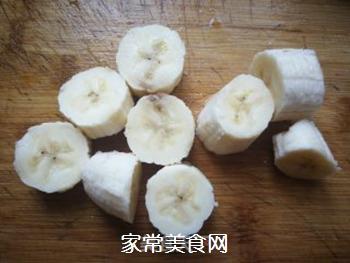 香蕉菠萝风味乳的做法步骤:3
